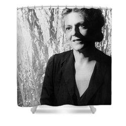 Ethel Barrymore (1879-1959) Shower Curtain by Granger