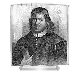 John Bunyan (1628-1688) Shower Curtain by Granger