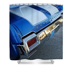 Olds C S  Shower Curtain by Rob Hans
