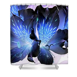 Princess Lily Named Marilene Staprilene Shower Curtain