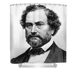 Samuel Colt (1814-1862) Shower Curtain by Granger