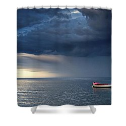 Sunderland, Tyne And Wear, England Shower Curtain by John Short