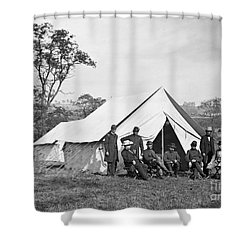 Civil War: Antietam, 1862 Shower Curtain by Granger