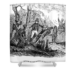 Andrew Jackson (1767-1845) Shower Curtain by Granger