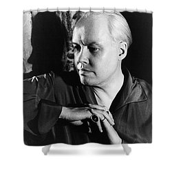 Carl Van Vechten (1880-1964) Shower Curtain by Granger