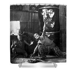 Douglas Fairbanks Shower Curtain by Granger