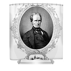 Henry Clay (1777-1852) Shower Curtain by Granger