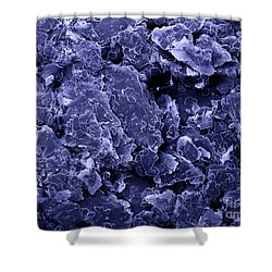 Heroin, Sem Shower Curtain by Ted Kinsman