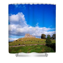 Rock Of Cashel, Co Tipperary, Ireland Shower Curtain by The Irish Image Collection
