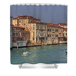 Venice - Italy Shower Curtain by Joana Kruse