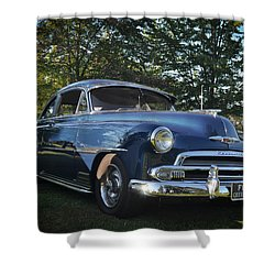 '51 Chevrolet Shower Curtain