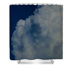 Cumulonimbus Clouds Shower Curtain by One Rude Dawg Orcutt