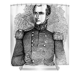 John Ellis Wool (1784-1869) Shower Curtain by Granger