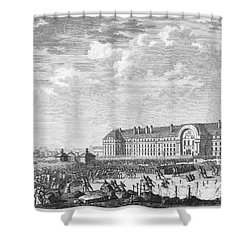 French Revolution, 1789 Shower Curtain by Granger