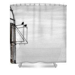 A Change Is Coming Shower Curtain