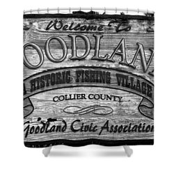 A Goodland Shower Curtain by David Lee Thompson