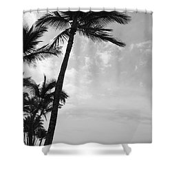 Shower Curtain featuring the photograph A Hui Hou - Until We Meet Again by Kerri Ligatich