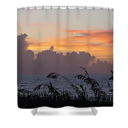 A Perfect Morning Shower Curtain