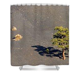 A Tough Neighborhood Shower Curtain by Mike  Dawson