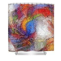 Abs 0607 Shower Curtain