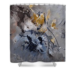 Abstract 5521502 Shower Curtain by Pol Ledent