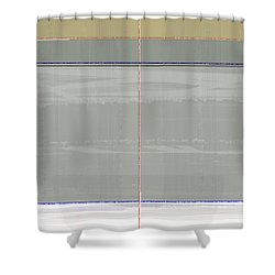 Abstract Light 7 Shower Curtain by Naxart Studio