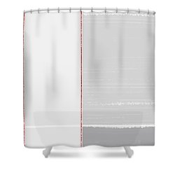 Abstract Surface 2 Shower Curtain by Naxart Studio