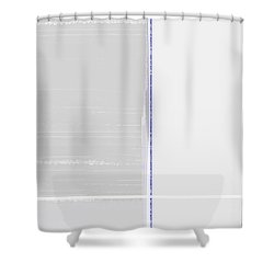 Abstract Surface 3 Shower Curtain by Naxart Studio
