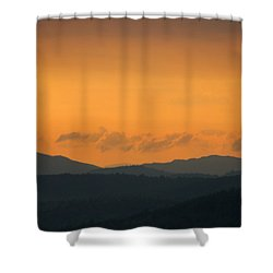 Adirondacks Shower Curtain