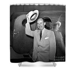 Adlai Stevenson (1900-1965) Shower Curtain by Granger