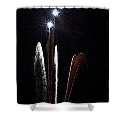 Air Fire One Shower Curtain