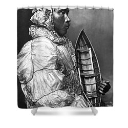 Alaska: Eskimo Shower Curtain by Granger