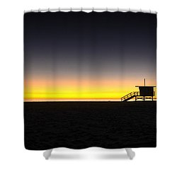 All Along The Guardtower Shower Curtain