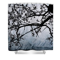 All My Love To Give Shower Curtain by Laurie Search