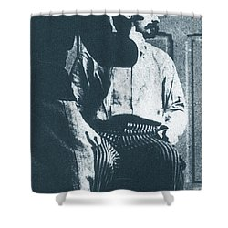 Alphonse Bertillon, French Biometrician Shower Curtain by Science Source
