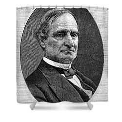 Alphonso Taft (1810-1891) Shower Curtain by Granger