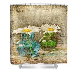 Always Shower Curtain by Darren Fisher
