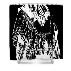 American Indian Shower Curtain