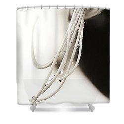 Amherstia Nobilis 2 Shower Curtain by Marilyn Hunt