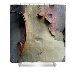 And God Made Trees Shower Curtain