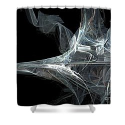 Angel Energy Shower Curtain