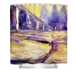 Angkor Wat Sunrise 3 Shower Curtain