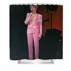 Shower Curtain featuring the photograph Anne Murray by Mike Martin