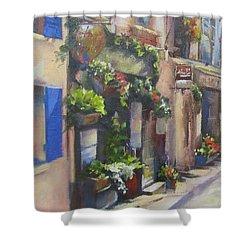 Monte Martre Paris Shower Curtain