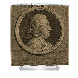 Antoine Deparcieux Shower Curtain by Granger