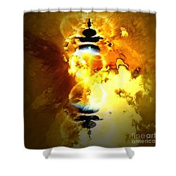 Arabian Dreams Number 5 Shower Curtain