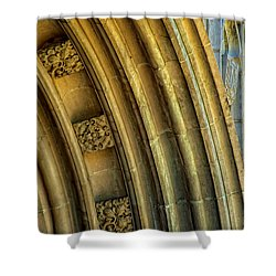 Arch Shower Curtain by Kathleen K Parker