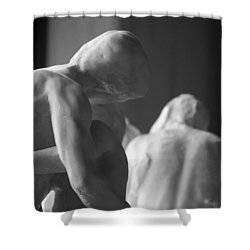 Arch Shower Curtain by Nathan Larson