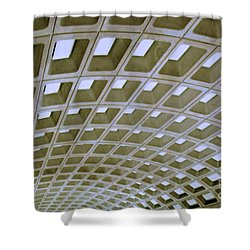 Arches Shower Curtain by Mark Dodd