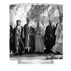 Aref Al-aref (1892-1973) Shower Curtain by Granger